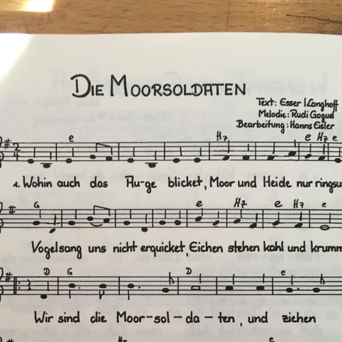 Die oberste Reihe - (Noten, Bedeutung, Klavier)
