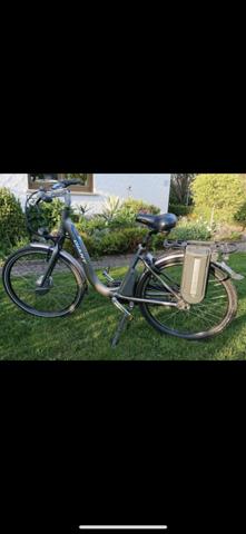 E-Bike Akku an anderer Stelle platzieren?