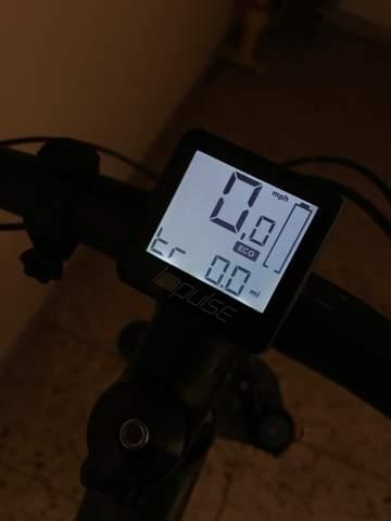 E Bike (Focus Thron 27.5r) zieht kein Strom mehr Display funktioniert aber und Akku ist voll?