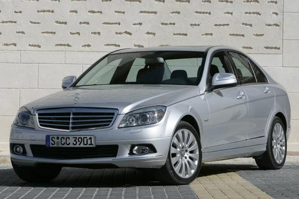 C-Class - (Mercedes-Benz, c-klasse, e-klasse)