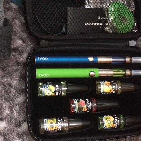 Doppel set  - (e-zigarette, E-Shisha, Salcar)