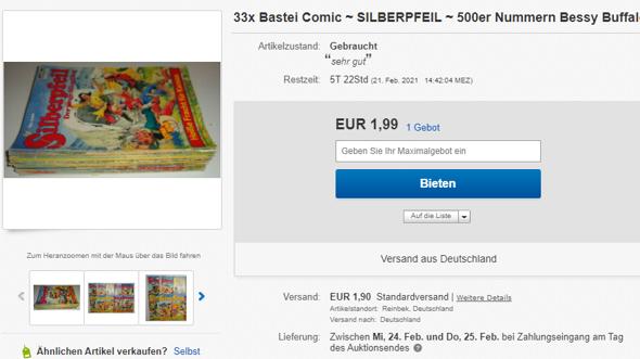 ebay - Muss ich zahlen, wenn ein falscher Eindruck über das Angebot erweckt wird?
