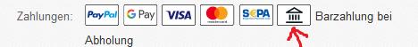 Ebay - was bedeutet diese Zahlart?