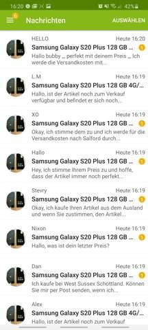 Ebay Kleinanzeigen Spam