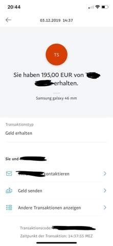 Paypal überweisung Zurückholen