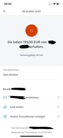 Paypal Geld Akzeptieren