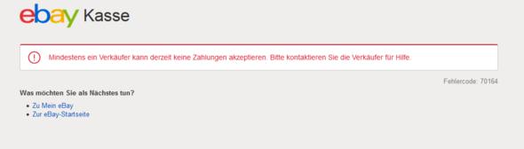 Ebay Paypal Betrug