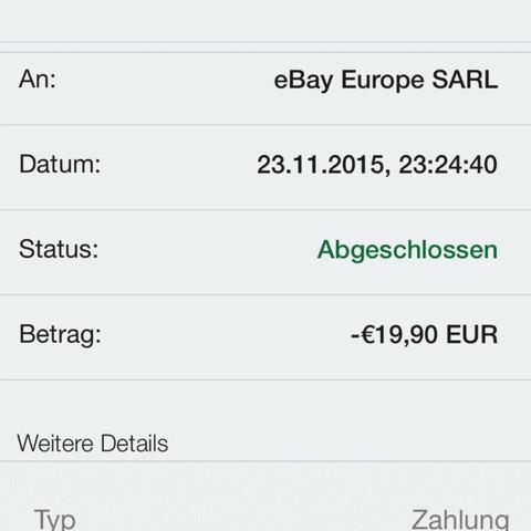 Paypal Konto Eingefroren
