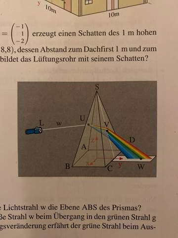 Ebene aus 3 Punkten bilden?