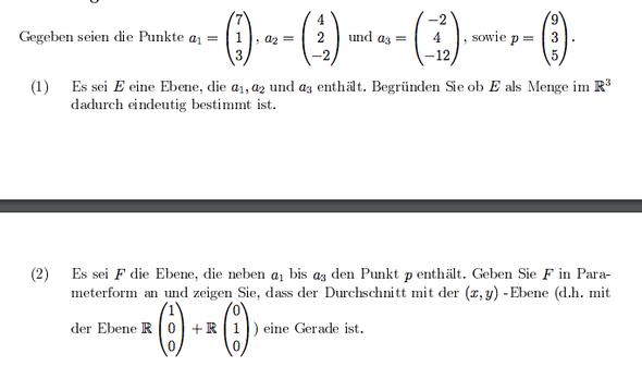 Aufgabe 2) - (Schule, Technik, Mathe)