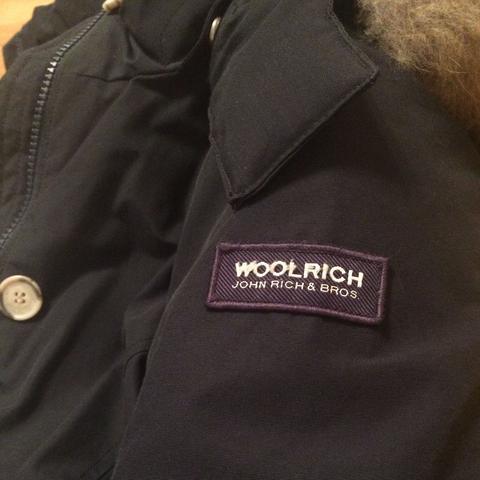 Woolrich parka fake erkennen