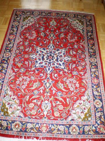 Bild 1 - (Orientteppich, Keshan)