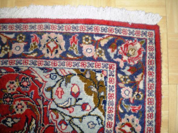Bild 2 - (Orientteppich, Keshan)
