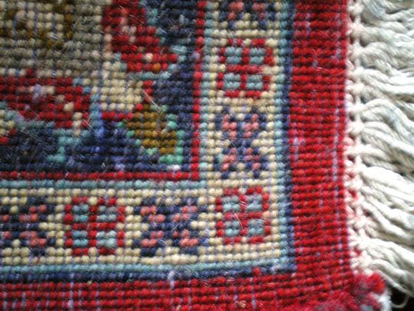 Bild 3 - (Orientteppich, Keshan)