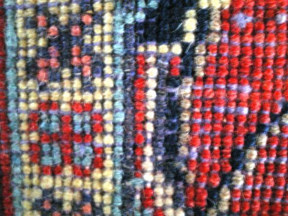 Bild 4 - (Orientteppich, Keshan)