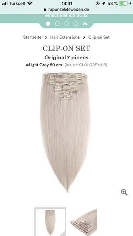 - (Haare, Beauty, Extensions)