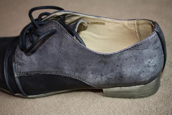 Echtleder Schuhe Mit Imprägnierspray Versaut Hilfe Klamotten