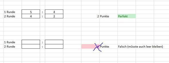 leere Zelle  - (Excel, wenn, formal)