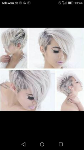 Wunsc - (Haare, Frisur)