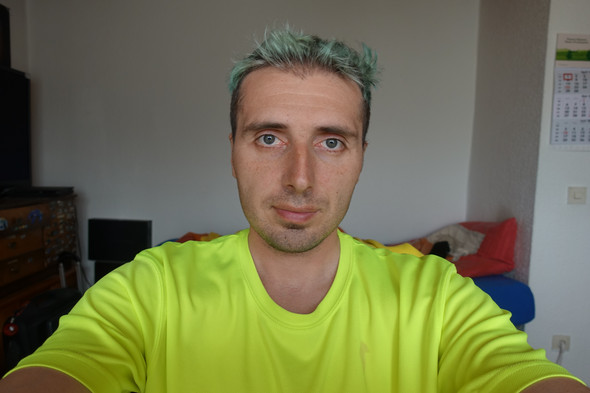 Efassor Grün Schimmer Entfernen Computer Haare Friseur