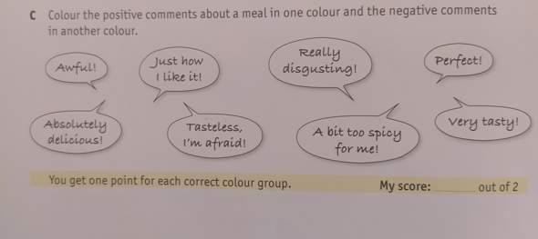 Erklären Englisch