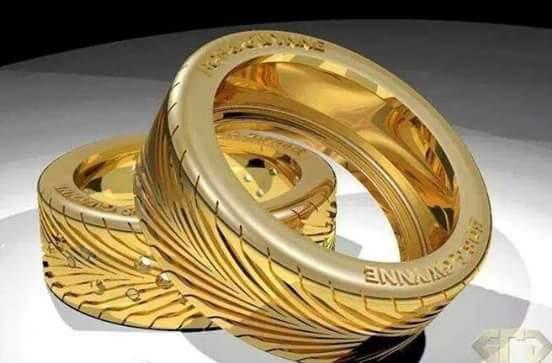 Ringe - (Hochzeit, Ring, Verlobung)