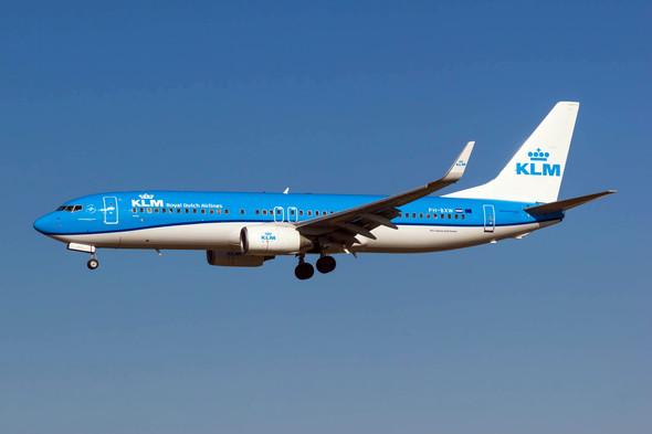 KLM BOEING 737 - (Erfahrungen, klm, 737-700)