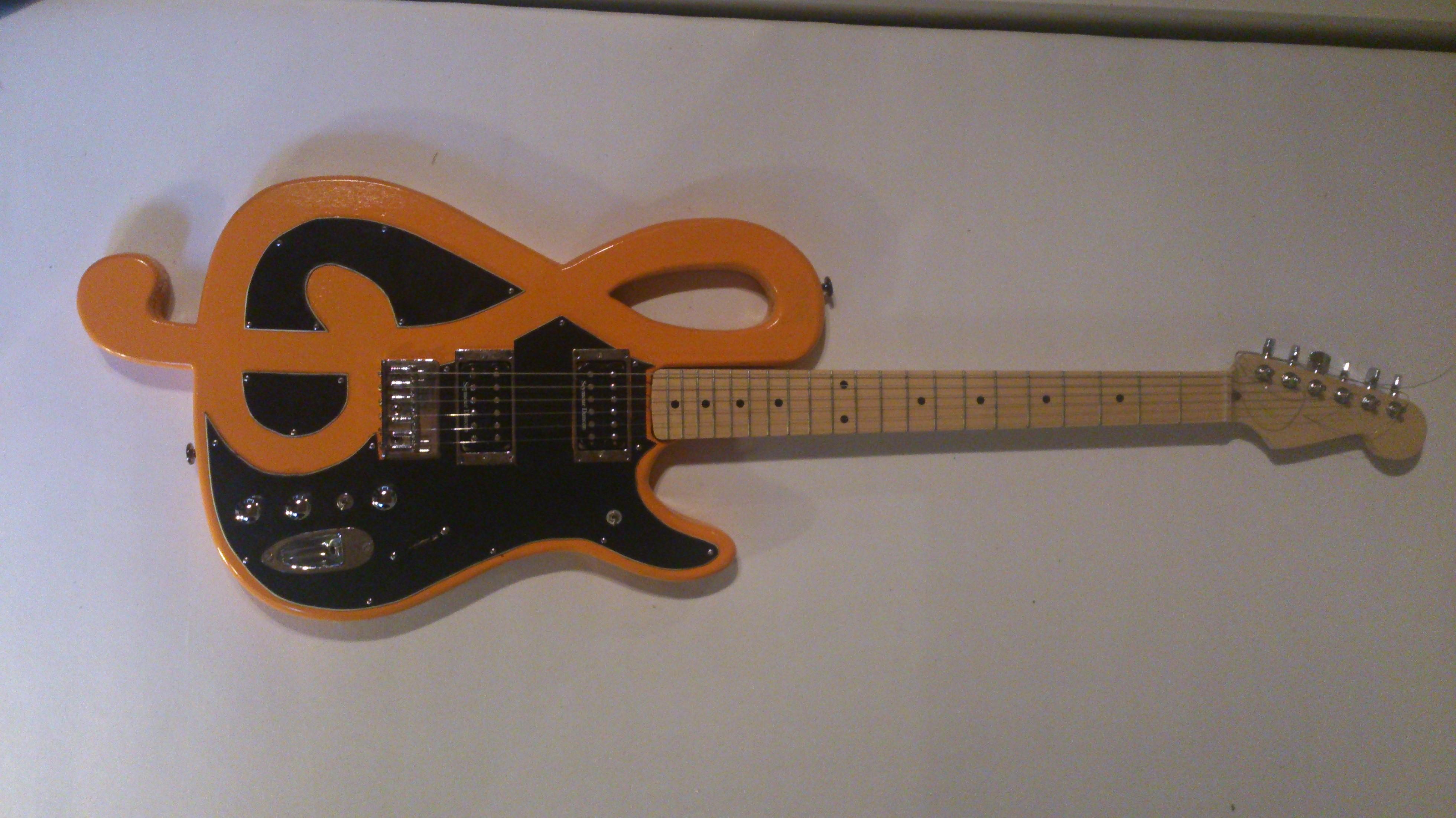 Eigene Gitarre vermarkten? (verkaufen, Design, selber machen)