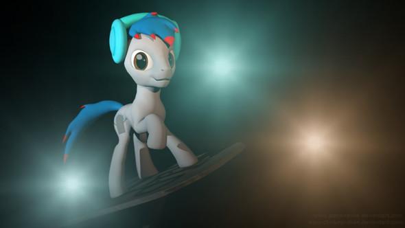 SFM 3D Pony - (Software, Steam, Website)