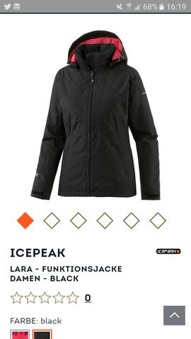 - (Kleidung, Winter, Jacke)