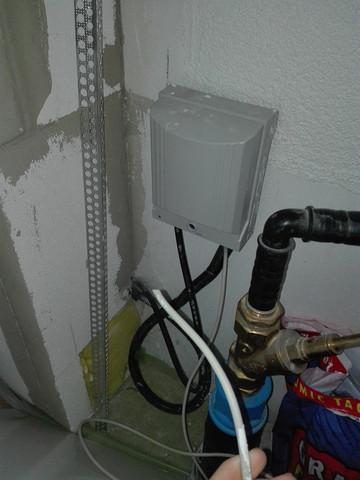 ein kabel von apl nicht angeschlossen normal internet elektrik telekom. Black Bedroom Furniture Sets. Home Design Ideas