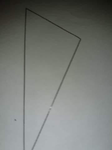 ein stumfwinkliges Dreieck in zwei kleinere spitzwinklige dreiecke zerlegen?wie?