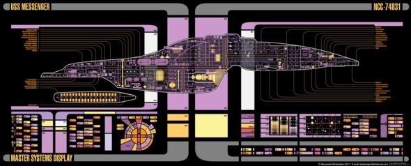 Ein zweiter Warpkern auf der Voyager?