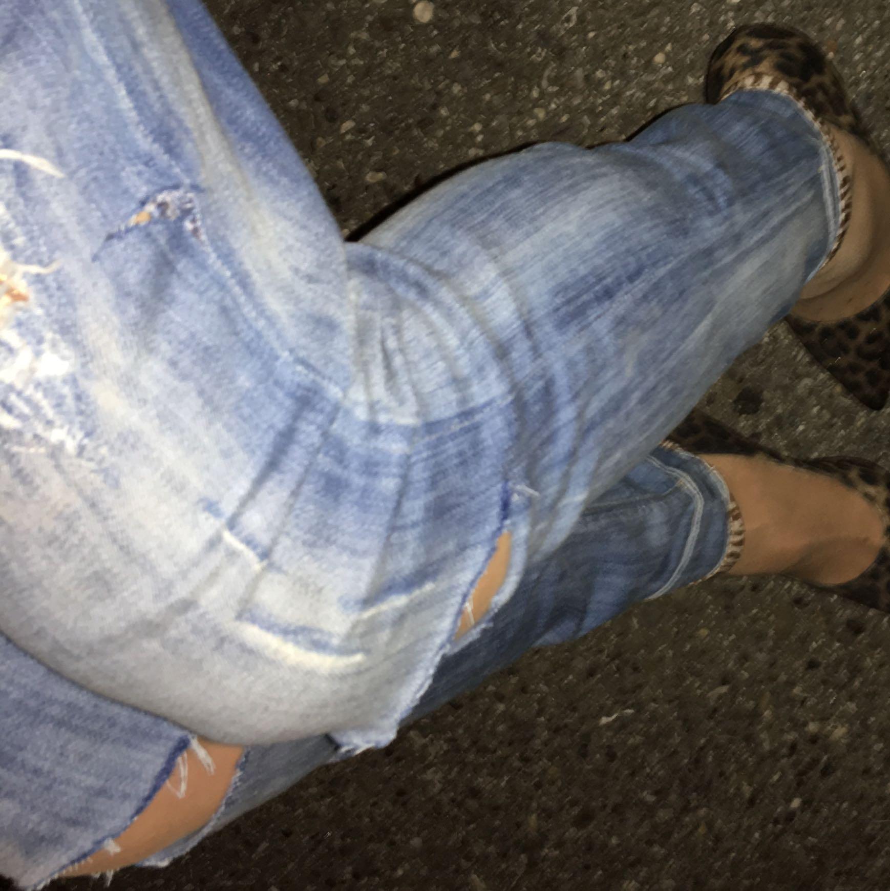 Eine Frage an euch zwecks Outfit? (Jungs, Jeans, High Heels)