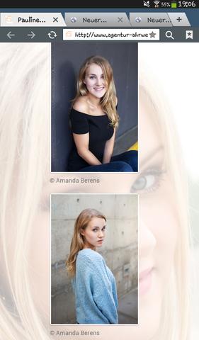 Locken deutsche schauspielerin blonde Deutsche Schauspielerinnen