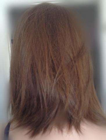 Meine Haarfarbe/Haarlänge - (Haare, Beauty, Frisur)