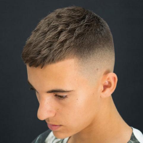 Eine Solche Frisur Als 17 Jähriger M Unsicherheit