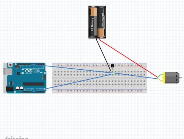 Die Schaltung - (Elektronik, Elektrotechnik, arduino)