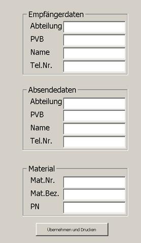 Userform1 - (Computer, Technik, Technologie)