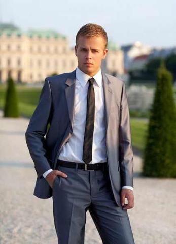 Mein Anzug   (Hochzeit, Einladung)