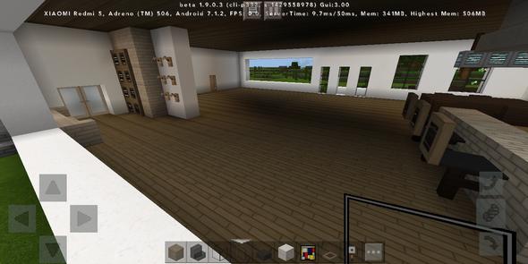 Einrichtung In Minecraft Haus Minecraft Pe