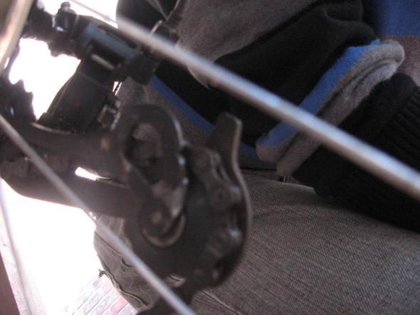 Bild 1 - (Fahrrad, Kette, Schaltung)
