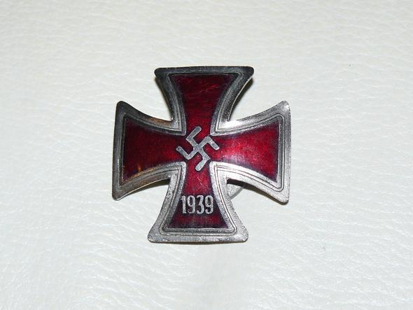 Vorderseite - (2. Weltkrieg, Orden, Militaria)