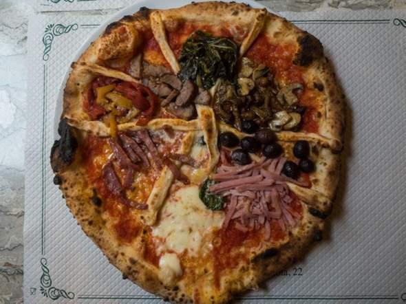 Ekelhafteste Pizzabelag?