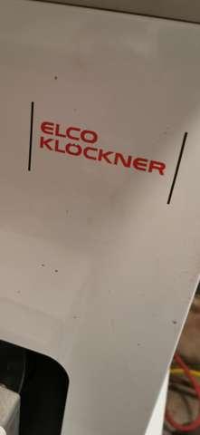 Elco Klöckner Heizung, Heizöl leer gegangen, was tun?