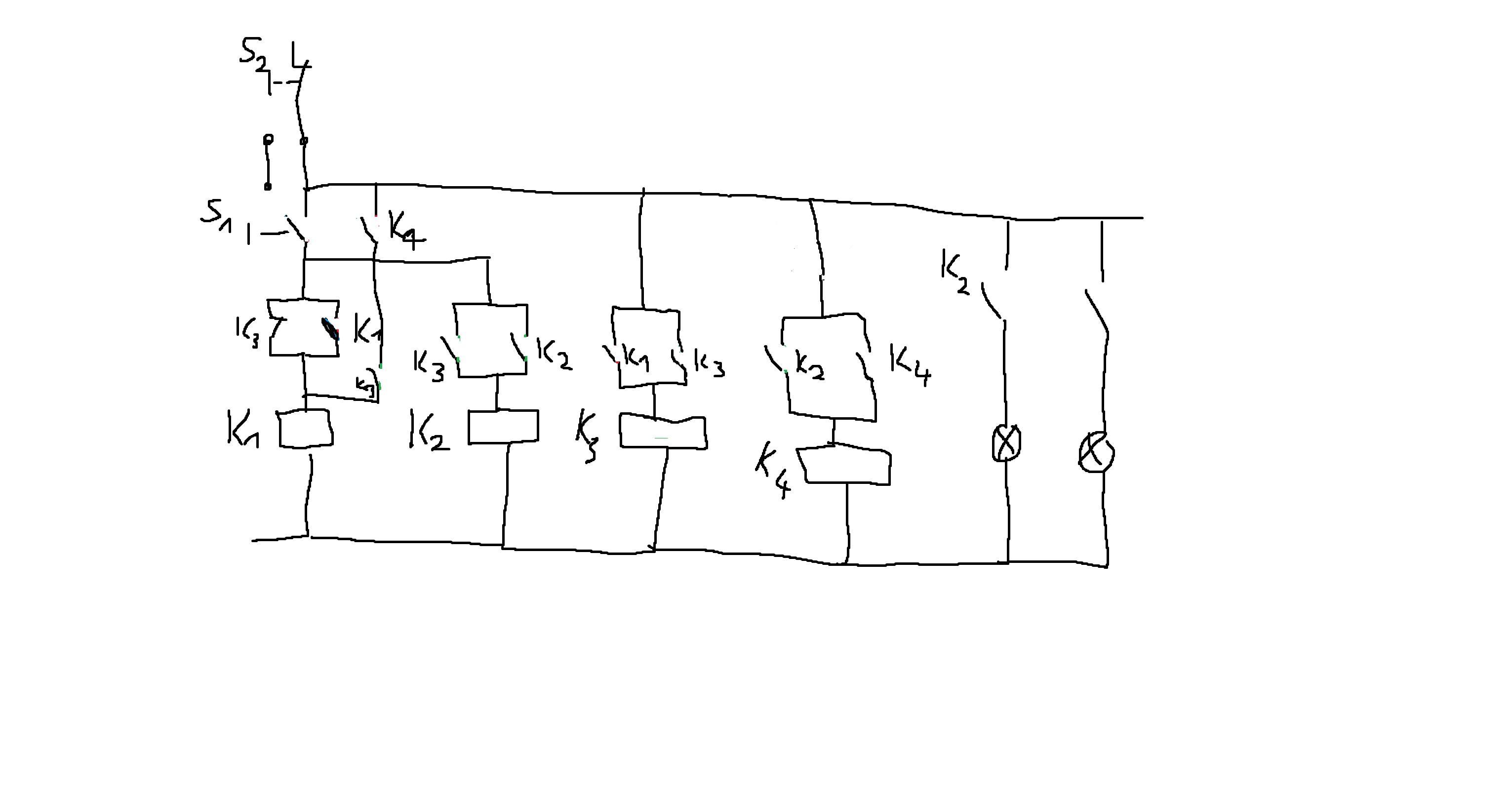 elekt schaltung hilfe elektrik schaltplan. Black Bedroom Furniture Sets. Home Design Ideas