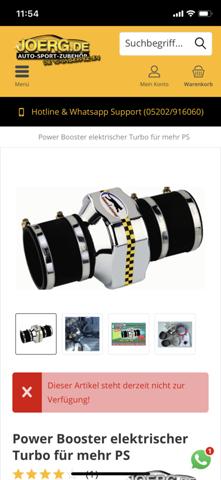 """Elektro """"Turbo""""?"""