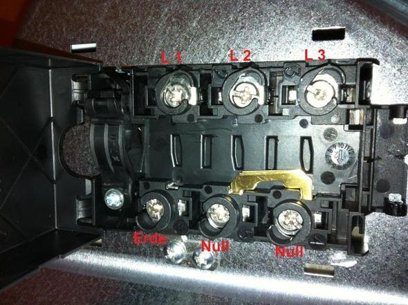Elektroherd Anschliessen Anschlusse Elektronik Ofen