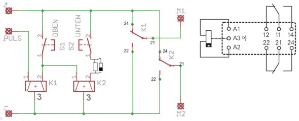 Schaltplan - (Elektronik, Schaltung)