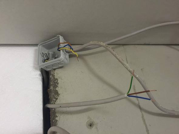 Elektronik 5 polig an 3 polig ? (elektro, Haustechnik)